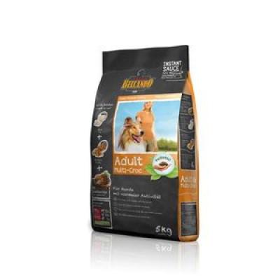 Белькандо Эдалт Мульти-Крок (Belcando Adult Multi-Croc ) корм для собак, микс из мясных крокетов и овощных чипсов 1 кг арт.26880