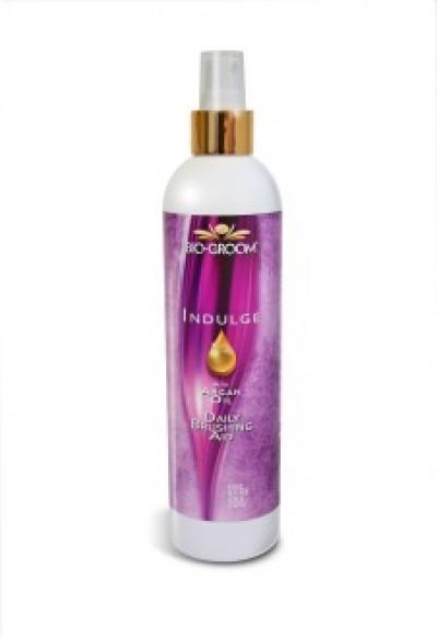 Bio-Groom Indulge Spray спрей-кондиционер с аргановым маслом для ухода за шерстью 355 мл арт. 34412
