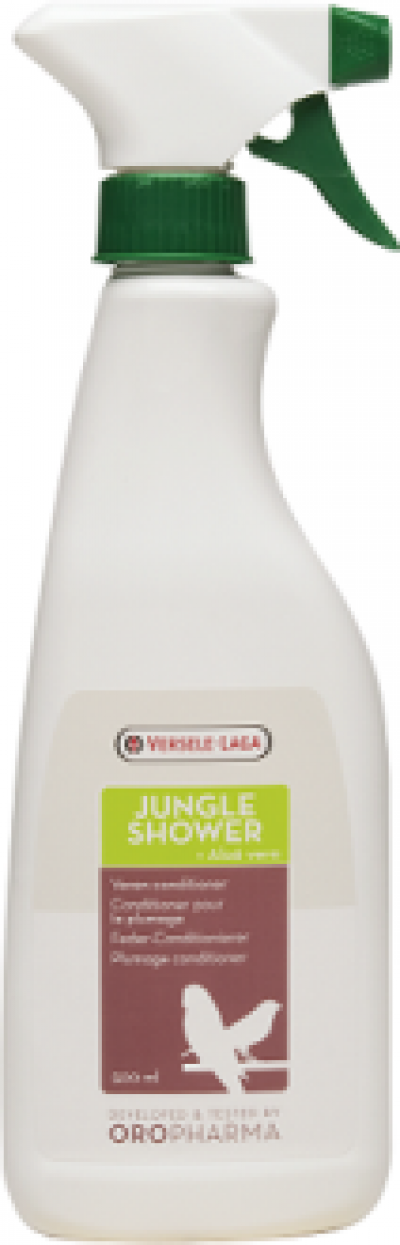 -VERSELE-LAGA уход за оперением с алоэ вера Oropharma Jungle Shower спрей 500 мл