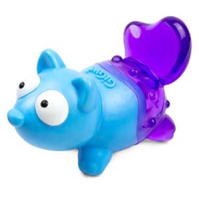-GiGwi Suppa Puppa игрушка для щенков Лиса с пищалкой 8 см арт.68973