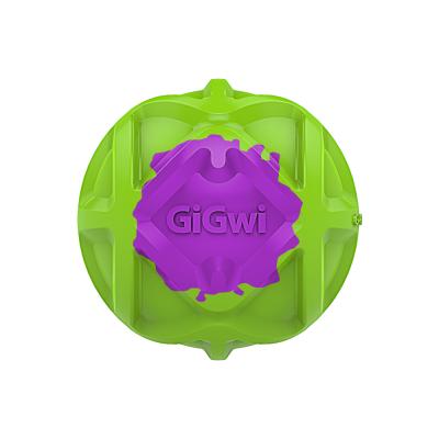-GiGwi Игрушка для собак Мячик из вспененной резины 6,5 см арт.68974