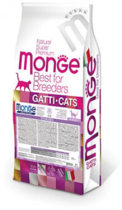 Monge Cat Sterilized корм для стерилизованных кошек 10кг арт. 70056267
