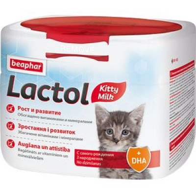 - Беафар Молочная смесь для котят Lactol kitty 250гр арт. 71685