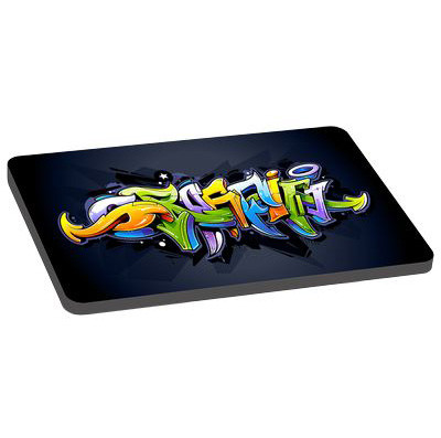 PERSEILINE Матрас ДИЗАЙН Граффити 70х45х6 арт.72109