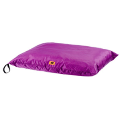 Подушка-лежак Ferplast OLYMPIC со съемным чехлом из водоотталкивающей ткани,фиолетовая 80x60 арт.81160019