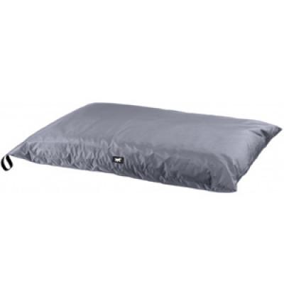 Подушка-лежак Ferplast OLYMPIC со съемным чехлом из водоотталкивающей ткани, серый 80x60 арт.81160021