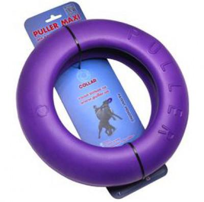 PULLER Тренировочный снаряд для животных  макси диаметр 30см  фиолетовый