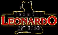 Сухой и влажный корм для кошек  Leonardo (Леонардо)