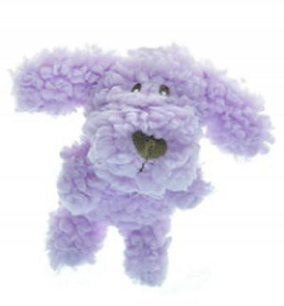 AROMADOG Игрушка для собак Собачка 12 см сиреневая арт.WB16954-3