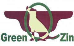 Лакомства для кошек GreenQZin (Грин Кьюзин)