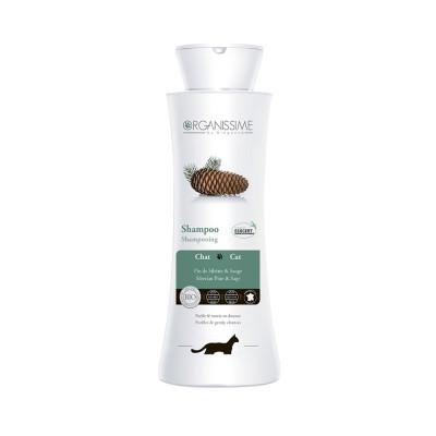 Биоганс Организме эко-шампунь для кошек / Organissime by Biogance Cat Shampoo 250 мл
