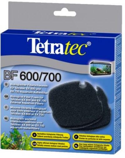 Tetra BF 400/600/700/800 био-губка для внешних фильтров Tetra EX 400/600/700/800 Plus 2 шт.