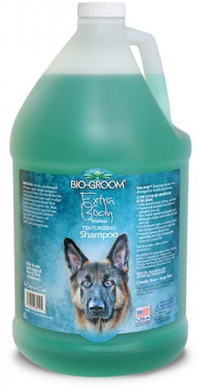 Bio-Groom Extra Body шампунь для придания объема шерсти 3,8 л