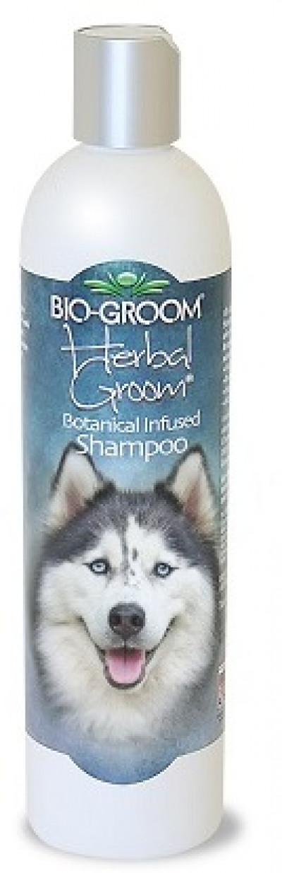 Bio-Groom Herbal Groom Shampoo кондиционирующий шампунь травяной без сульфатов 355 мл