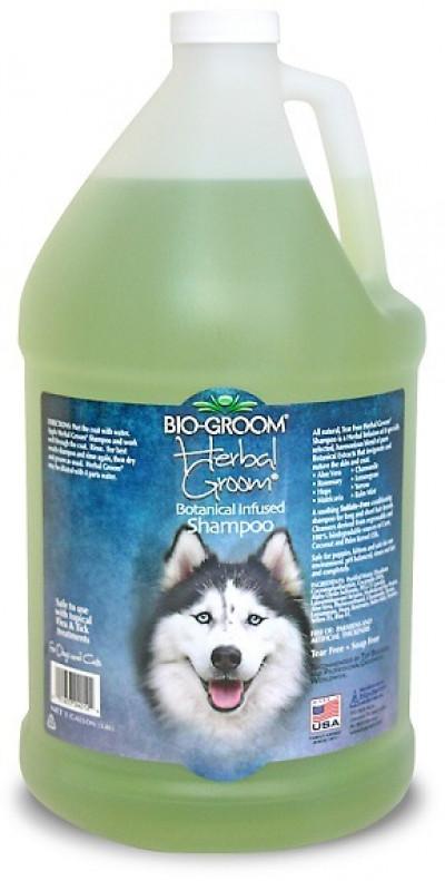 Bio-Groom Herbal Groom Shampoo кондиционирующий шампунь травяной без сульфатов 3,8 л