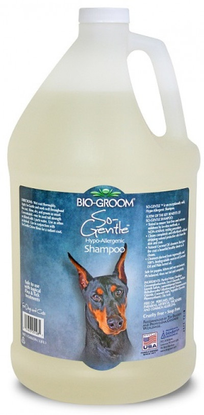 Bio-Groom So-Gentle Shampoo шампунь гипоаллергенный 3,8 л