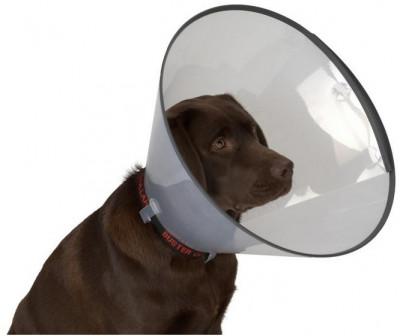 Kruuse защитный воротник комфорт 7,5 см для собак