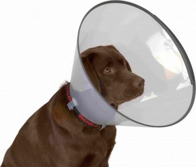 Kruuse защитный воротник комфорт 10 см для собак