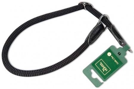 Hunter ошейник-удавка для собак Freestyle 60/10 нейлоновая стропа черная