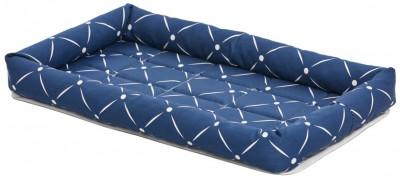 -MidWest лежанка Ashton 76х53 см синяя