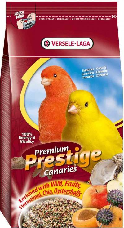 -VERSELE-LAGA корм для канареек Prestige PREMIUM Canaries 0.8 кг арт.421171