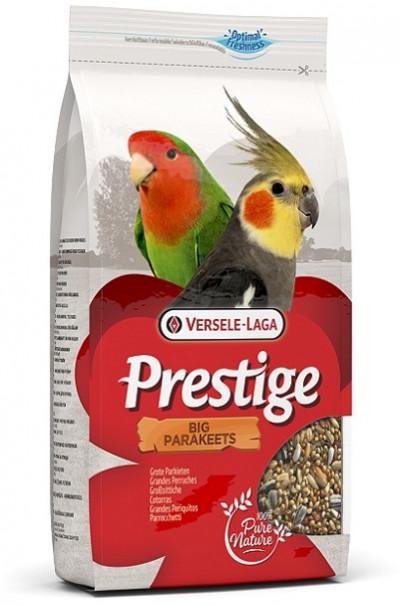 -VERSELE-LAGA корм для средних попугаев Prestige Big Parakeets 1 кг