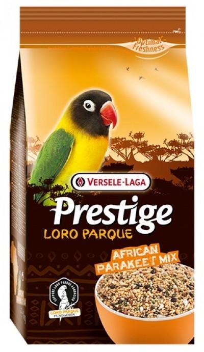 -VERSELE-LAGA корм для средних попугаев Prestige PREMIUM African Parakeet Loro Parque Mix 1 кг арт.422220