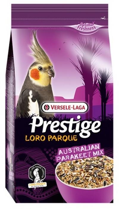 -VERSELE-LAGA корм для средних попугаев Prestige PREMIUM Australian Parakeet Loro Parque Mix 1 кг арт.422224