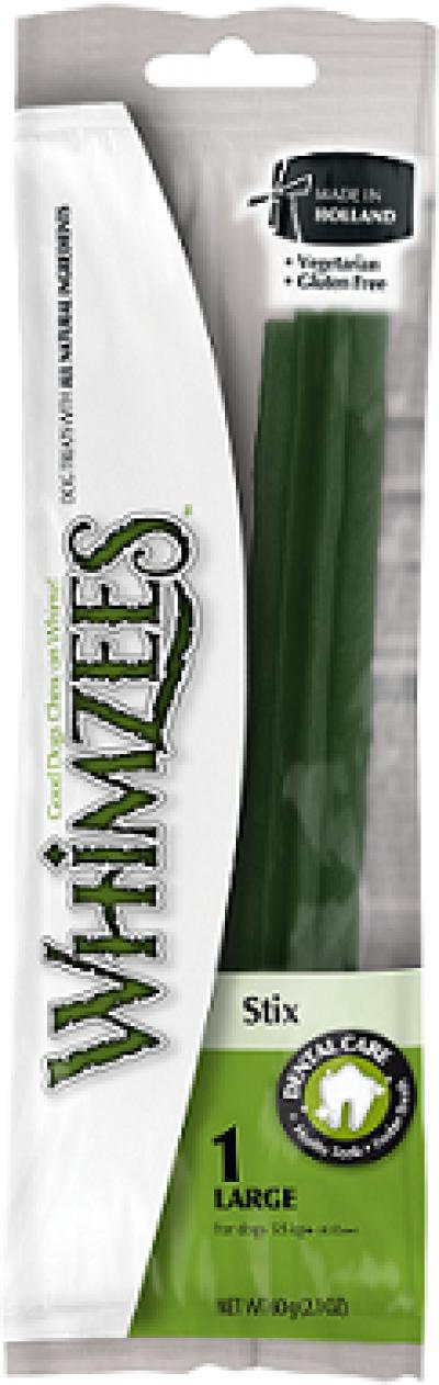 -Whimzees Зубная палочка для собак L 18 см 1 шт в блистере