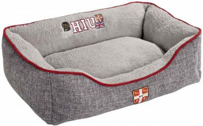 -Hunter софа для собак University S 40х60 x20 см серая