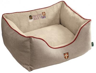 -Hunter софа для собак University M 80x60х20 cм бежевая