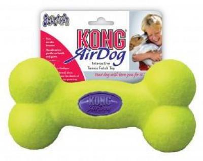 """KONG игрушка для собак Air """"Косточка"""" средняя 15 см"""
