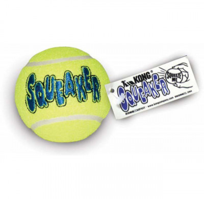 """KONG игрушка для собак Air """"Теннисный мяч"""" средний 6 см"""