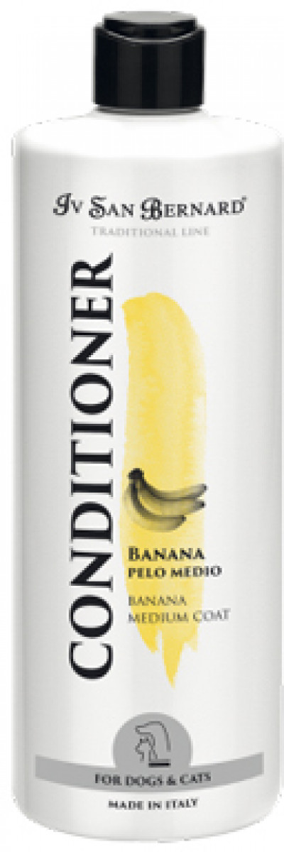 ISB Traditional Line Banana Кондиционер для средней шерсти 500 мл