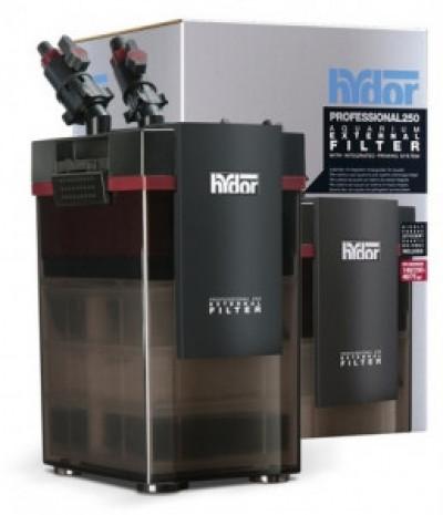 Hydor PROFESSIONAL FILTER 250 внешний фильтр 750 л/ч для аквариумов 140-250 л