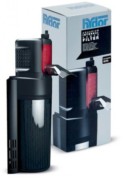 Hydor CRYSTAL 1 внутренний фильтр 450 л/ч для аквариумов 40-90 л