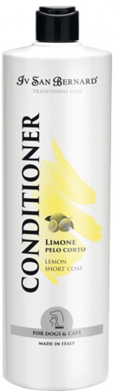 ISB Traditional Line Lemon Кондиционер для короткой шерсти 1 л