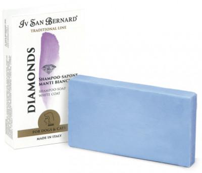 ISB Traditional Line Dianonds Шампунь-мыло отбеливание и восстановление яркости окраса 75 г