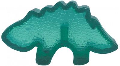 KONG игрушка для собак Squeezz ZOO Крокодил большой 22х11 см