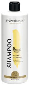ISB Traditional Line Banana Шампунь для шерсти средней длины 500 мл
